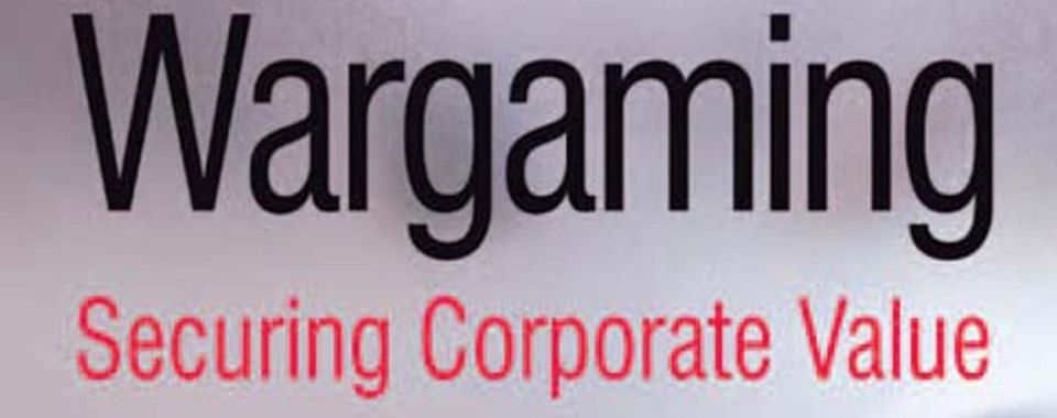 Wargaming - Securing Corporate Value