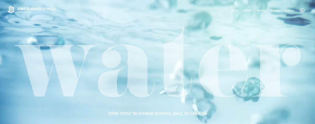 Joint Business School Ball 2015